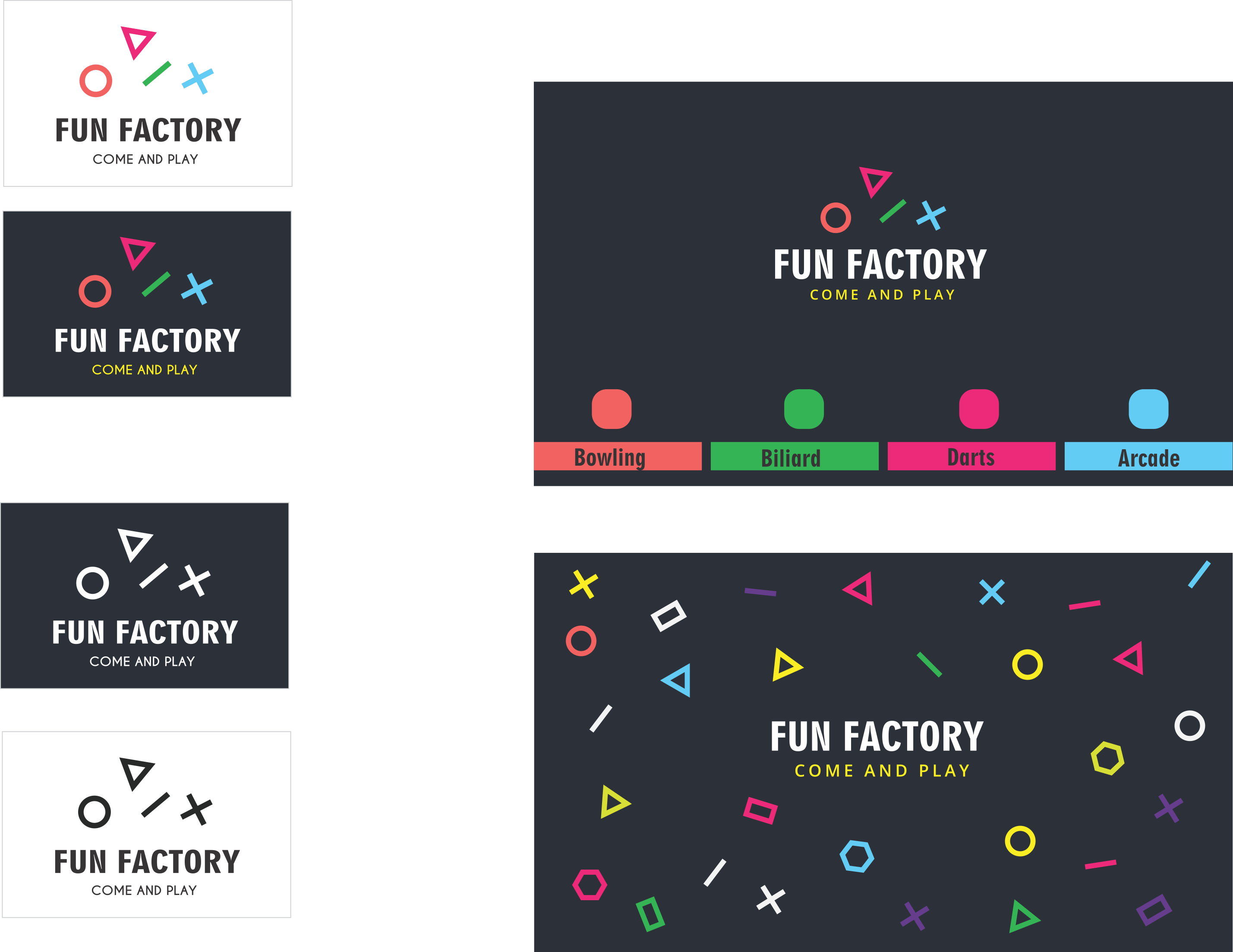 Logo&Declinari FUN FACTORY