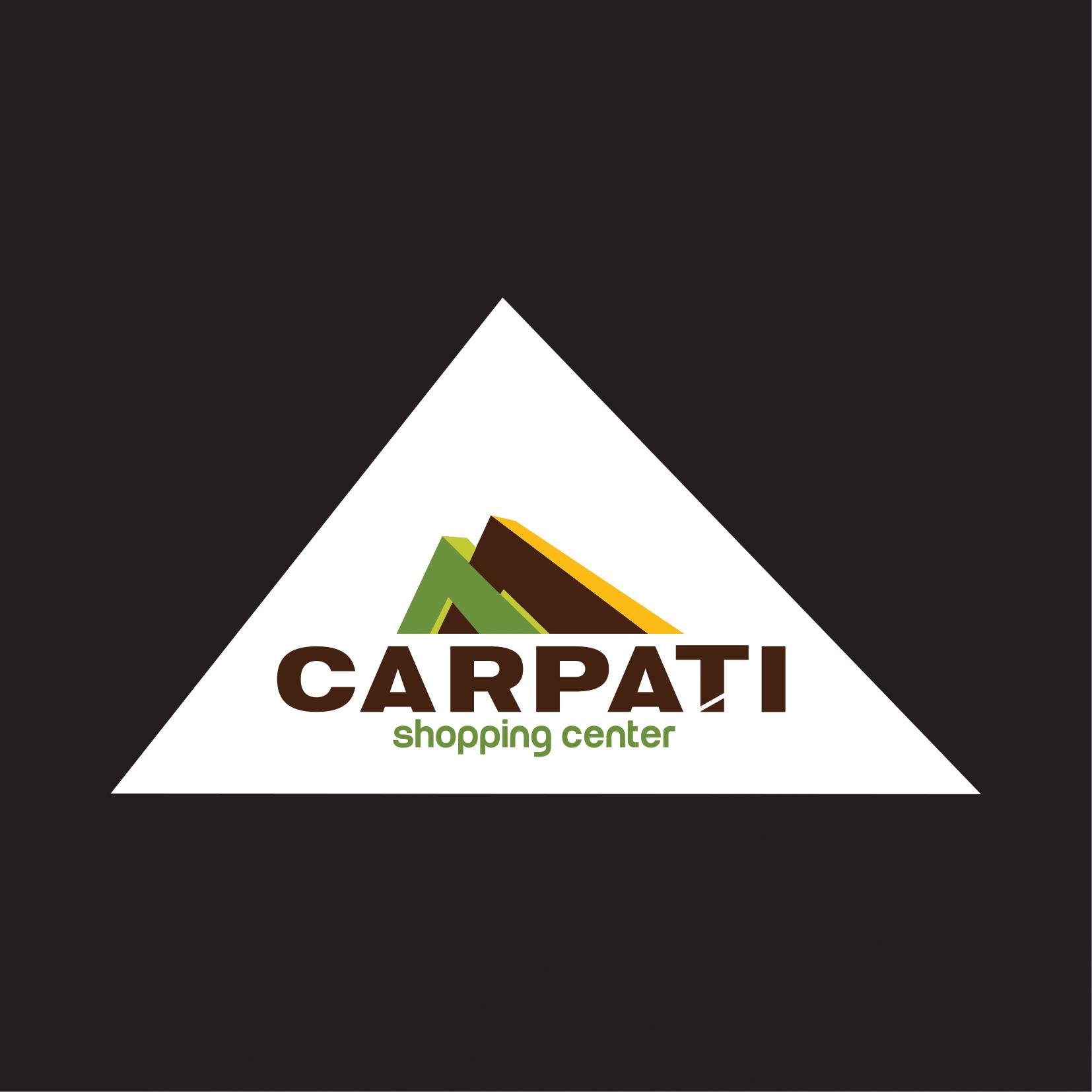 logo Carpati Shopping Center fundal inchis-1
